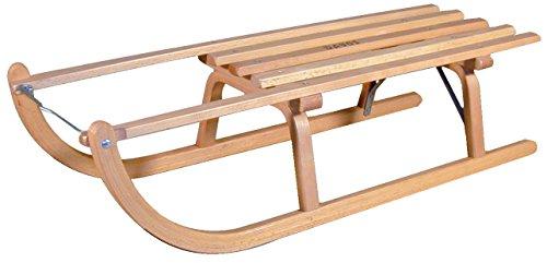 Holzschlitten cm Schlitten