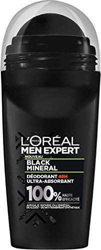 L 'Oréal Paris Men Expert Black Mineral Desodorante