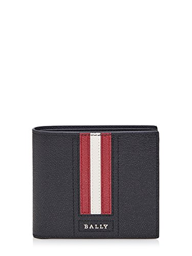 Bally Portemonnaie (M-101-Po-52217) - One Size - schwarz (Wallet Bally)