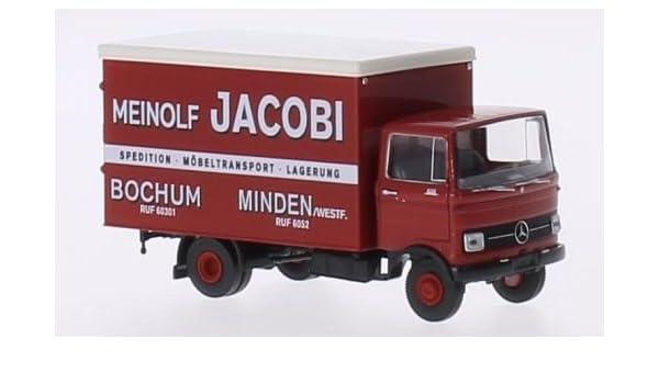 Jacobi spedition