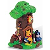 Winnie Puuh Spardose Meine Freunde Tigger & Co. im Baumhaus Sparkasse Winnie Pooh Bär Spardose - Walt Disney Sparbüchse Kinder Sparschwein XL