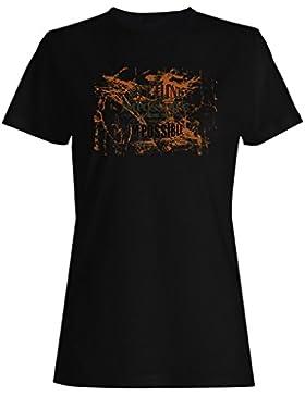 Posible divertido nuevo positivo bueno inspirar camiseta de las mujeres d155f