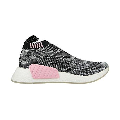 adidas Damen NMD_cs2 Pk W Sneakers Schwarz core Black/Wonder Pink F10, 39 1/3 EU