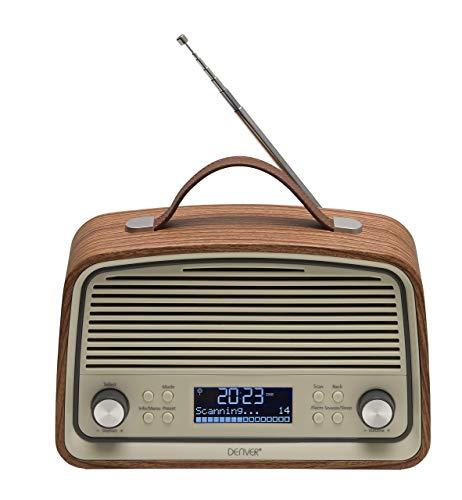 Denver DAB-38 DWOOD Radio Digital