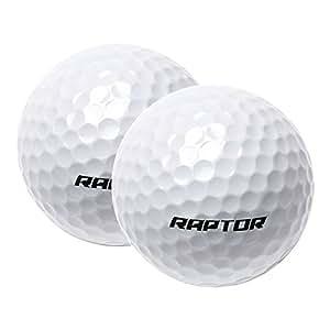 Black Diamond Golf Ball White Dozen Golf Accessories Balls