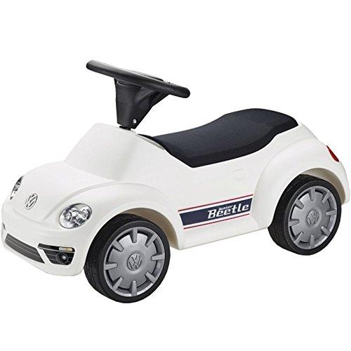 Bobby Car VW Beetle in Weiß