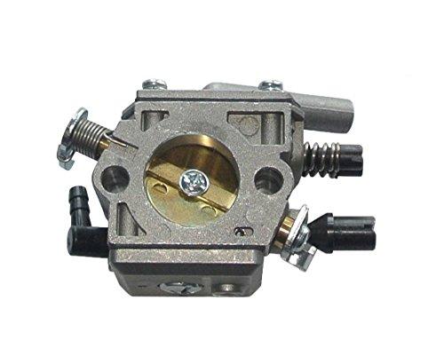 Vergaser für STIHL 038 MS380 MS381 MS 380 381 Super Magnum Kettensäge Motor Benzin (Magnum Motor)