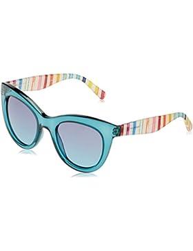 Tommy Hilfiger Unisex-Erwachsene Sonnenbrille TH 1480/O/S JF, Schwarz (Azure), 51
