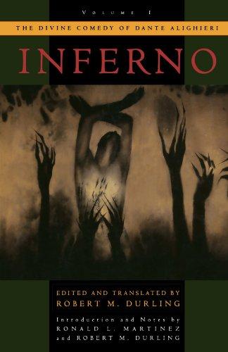 The Divine Comedy of Dante Alighieri: Volume 1: Inferno (Divine Comedy of Dante Alighieri Reprint Series): Inferno Vol 1