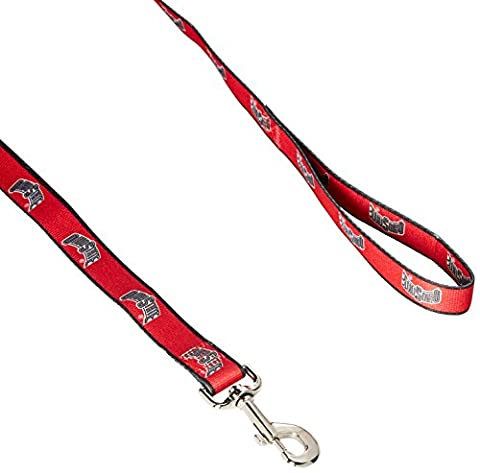 Sporty K9 Collegiate Ohio State Buckeyes Dog Leash, Large - New Design by Sporty K9