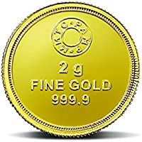 MMTC-PAMP Lotus 24k (999.9) 2 gm Gold Coin