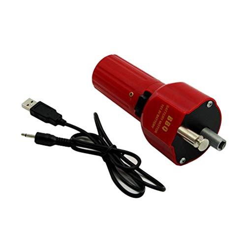 SUPVOX USB Ofen Kleiner Motor Grill Motor Aufladen Schatz Ofen Motor