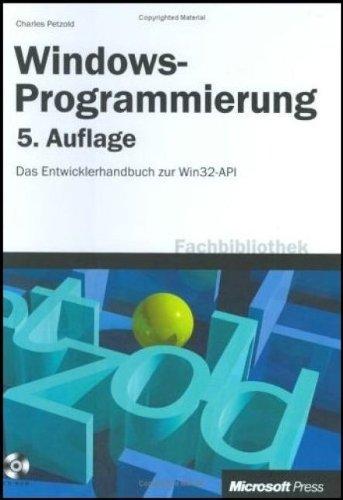 Windows-Programmierung, m. CD-ROM