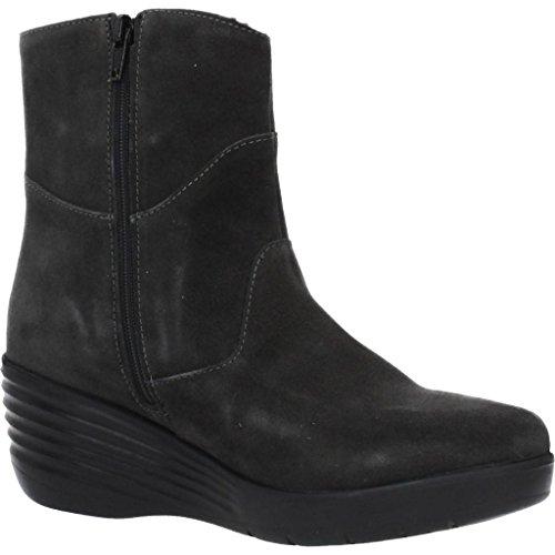Stivali per le donne, colore Grigio , marca STONEFLY, modello Stivali Per Le Donne STONEFLY EBONY GORE 1 VEL.IDR Grigio Grigio