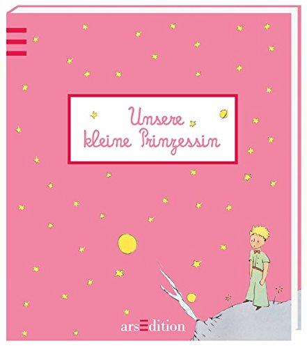 Unsere kleine Prinzessin: Babyalbum für Mädchen