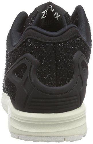 adidas - Zx Flux, Scarpe da ginnastica Donna Nero (Schwarz (Core Black/Core Black/Ftwr White))