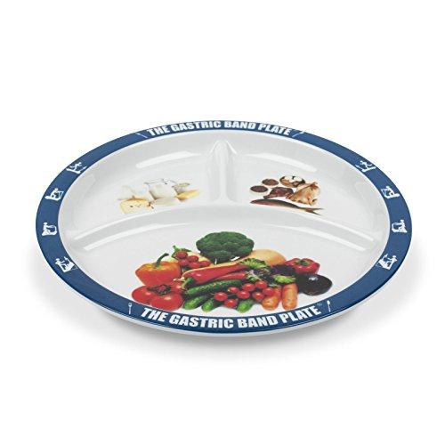 The Gastric Band Plate GBP1 - Plato de porción (melamina)