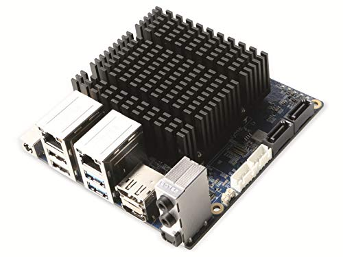 ODROID-H2 Einplatinen-Computer, Mini PC Server Selbstbau PC Single Board Einplatine