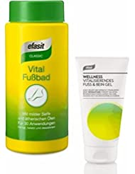 EFASIT CLASSIC Vital Fußbad 400 g Bad