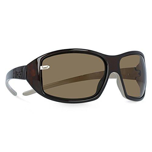 gloryfy unbreakable eyewear Sonnenbrille G8 brown shiny, braun
