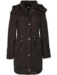 DreiMaster - Parka con capucha amovible 37834804 - Mujer