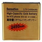 Satycon 0000014901003-Batterie téléphone portable HTC Desire HD 2450mAh