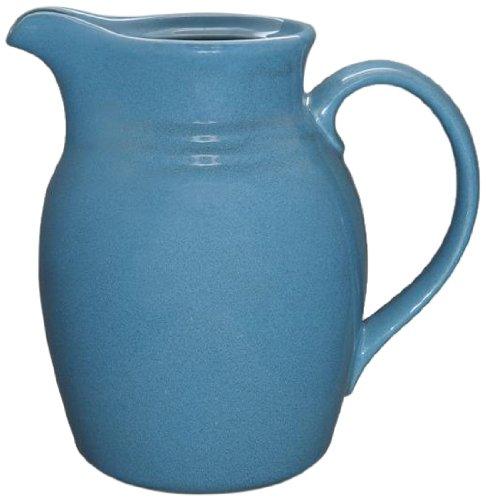 Noritake Colorvara Pitcher, 72-Ounce, Blue by Noritake