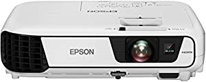 Epson EB-X31 XGA LCD Projektor (XGA 1024x768 Pixel, 3.200 Lumen, 15.000:1 Kontrast)