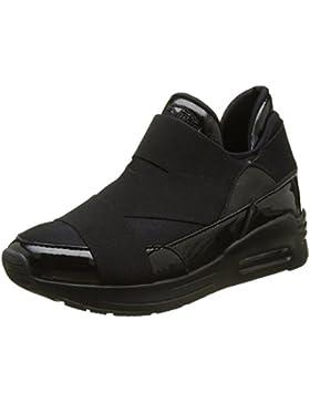 Buffalo Damen 100-30 Neopren Suede Sneaker
