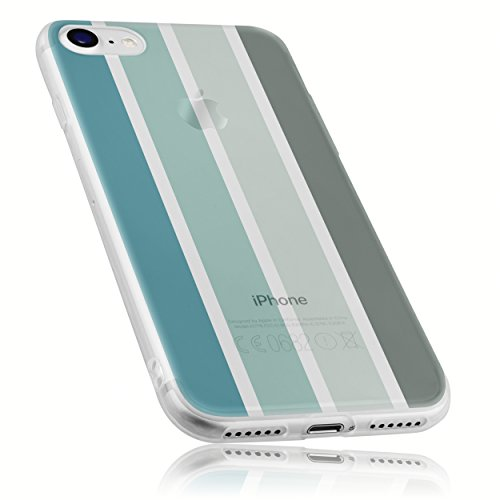 mumbi Schutzhülle für iPhone 8 / iPhone 7 Hülle Winter Edition