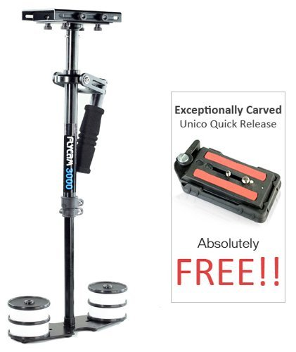 FLYCAM-3000-Handheld-DSLR-Video-Camera-Stabilizer-Steadycam-Free-Unico-Quick-Release-for-35kg-Nikon-Canon-Sony-Panasonic-FLCM-3000