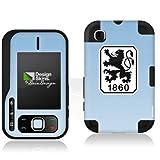 Nokia 6760 Slide Aufkleber Schutz Folie Design Sticker Skin TSV 1860 München Fanartikel Fußball