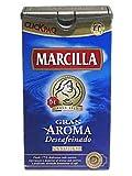 Marcilla: Gran Aroma Natural Descafeinado- entkoffeiniert - gemahlener Kaffee - 250g