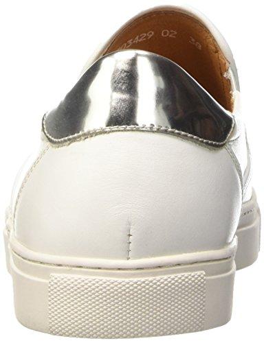Belmondo - 703429, Scarpe da ginnastica Donna Bianco (Bianco (bianco))