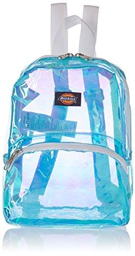 Dickies Mini, Sac à dos loisirs Mixte adulte, Iridescent Clear (métallique) - I-00364-000B