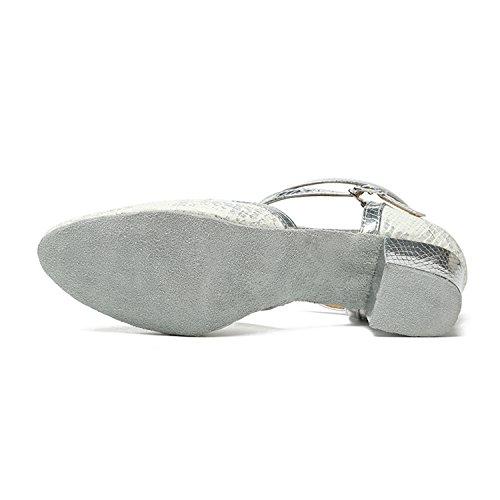 Miyoopark - Ballroom donna White-5cm Heel