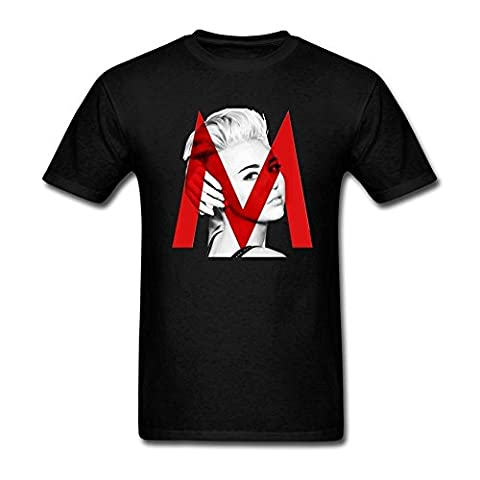 Men's Miley Cyrus T-shirt XXX-Large