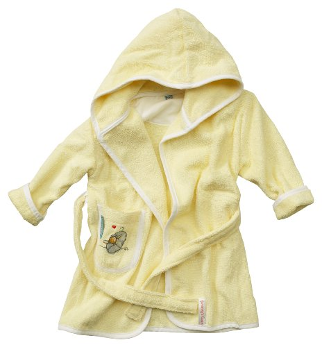 bébé-jou 3016 - Bademantel Humphreys Gelb