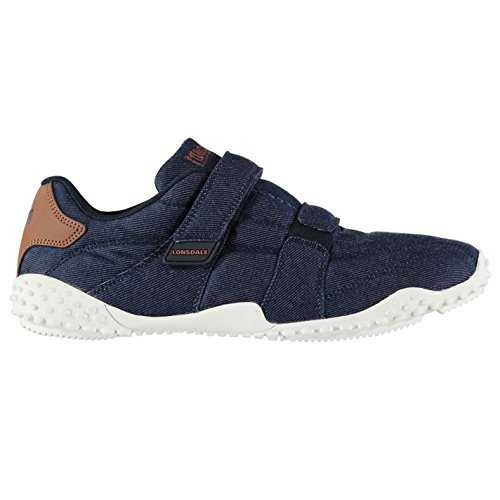 Lonsdale Man Fulham Trainers Denim