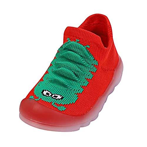 Dtuta Kinderschuhe Jungen Caterpillar Niedlichen Babyschuhe Schuhe Socken Farbabstimmung Bequeme Atmungsaktive rutschfeste Leichte Bequeme Nicht MüDe FüßE (Jordan 13 Socken)
