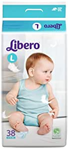 Libero Open Large Size Diapers (38 Counts)