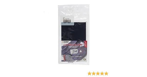 COPRISTRAPPI adesivo Blu notte MARBET 16x10 copri ripara strappi giacca a vento 123 047