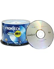 Inditradition Frontech Professional Blank DVD-R (Pack of 50)