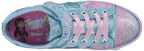Skechers Enchanters Mädchen Sneakers Blau (LBPK)