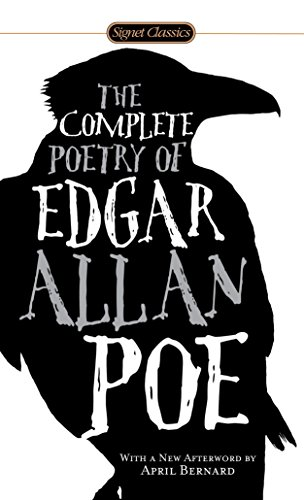 The Complete Poetry Of Edgar Allan Poe Cover Image