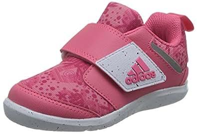 adidas Mädchen Fortaplay AC I Sneaker, Pink (Rosrea/Rostiz/Tincru 000 Reapnk/Chapnk/Ecrtin), 26.5 EU