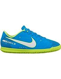 Nike Jr Mercurialx Vortex Iii Sx Ic, Zapatillas de Fútbol Unisex Niños