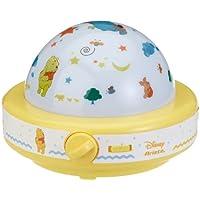 DeLonghi Ariete 2866 Winnie The Pooh Lullaby Nachtlicht mit Spieluhr und Wandlichtbildern