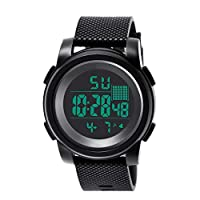 lennonsi Outdoor Sports Boys Watch Multi-Function Personalized Leisure Watch