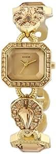 Guess Damen-Armbanduhr Messing Ladies Jewelry Analog Quarz W0222L2